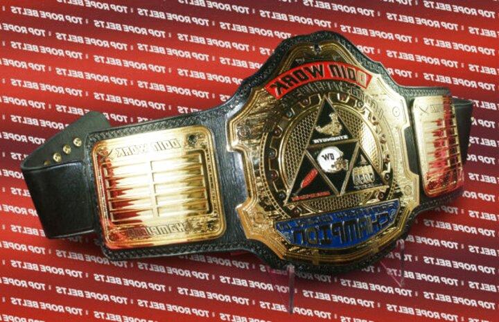 custom wrestling championship belts for sale