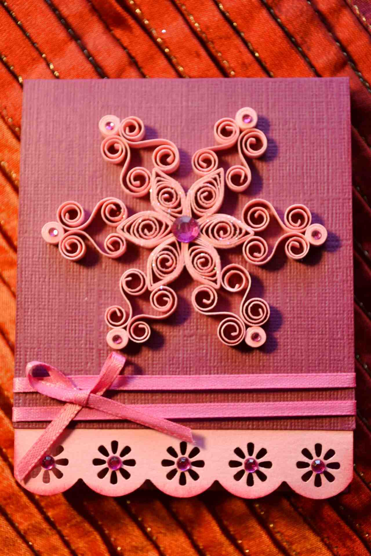 quilling cards for sale