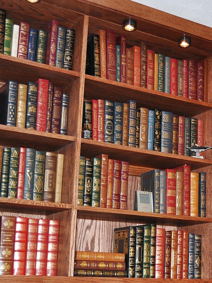 easton press 100 greatest books for sale