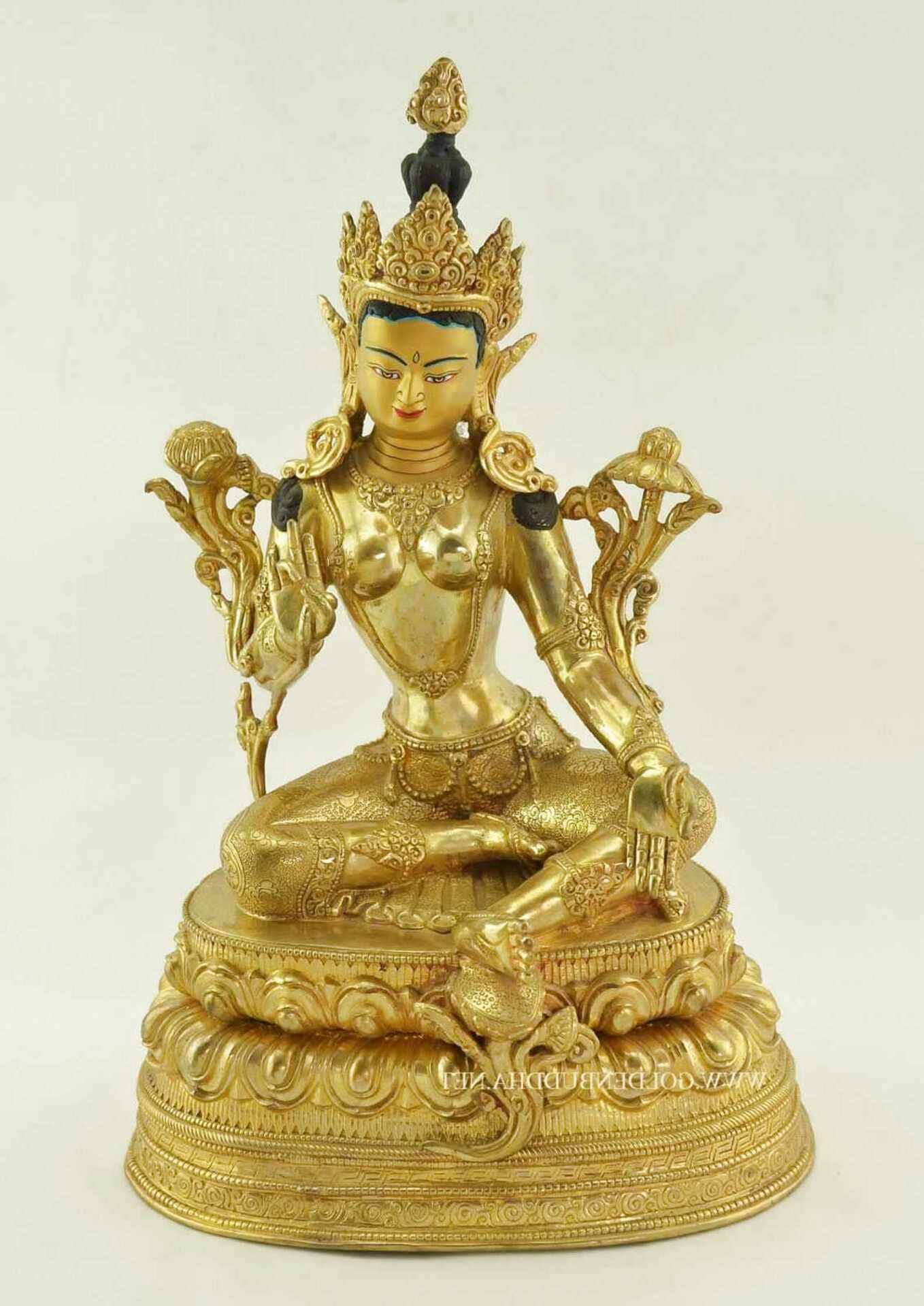 green tara statue for sale