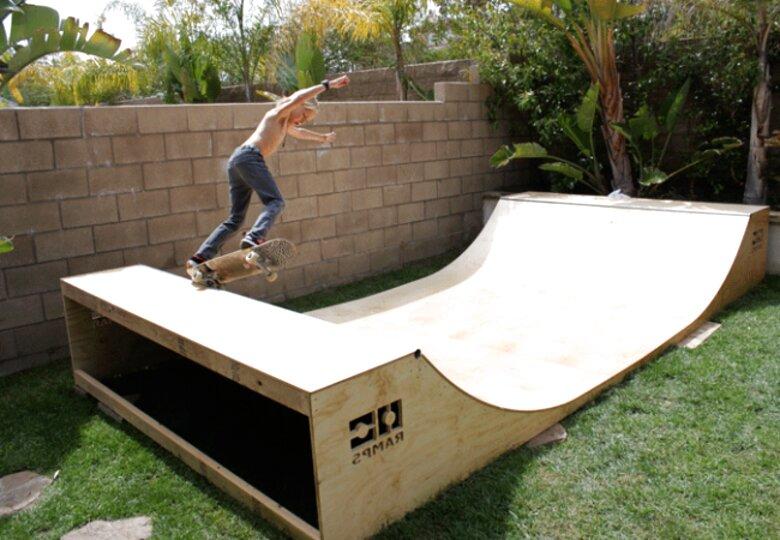 half pipe skateboard ramp for sale