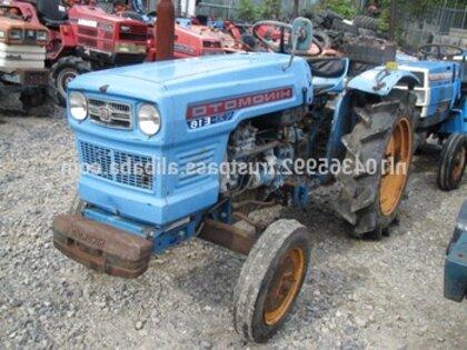 hinomoto tractor for sale