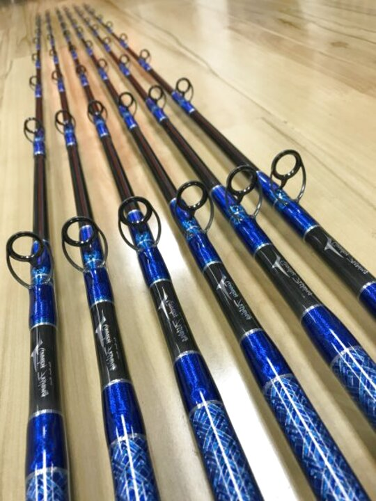 calstar rods for sale