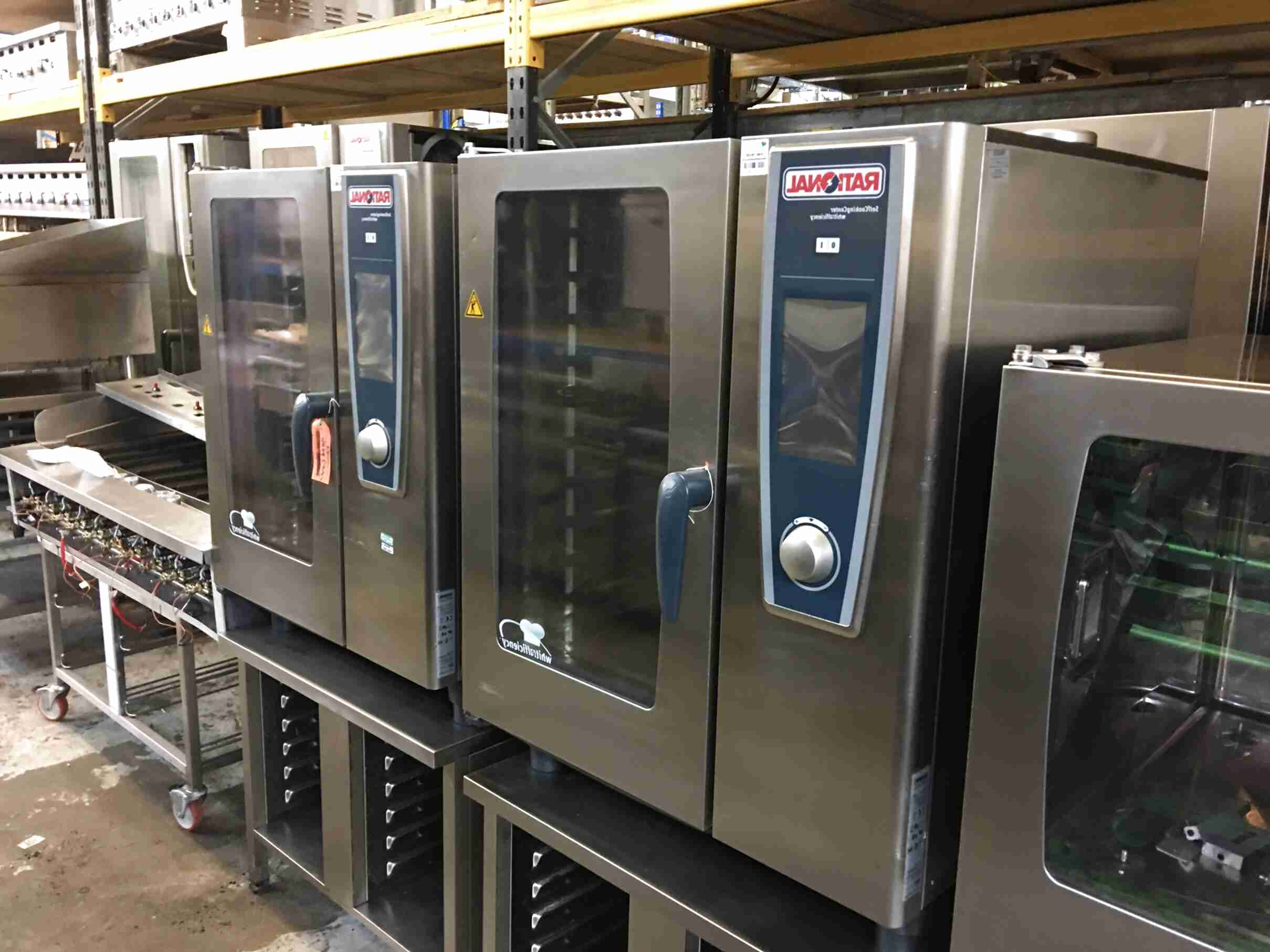 rational oven for sale