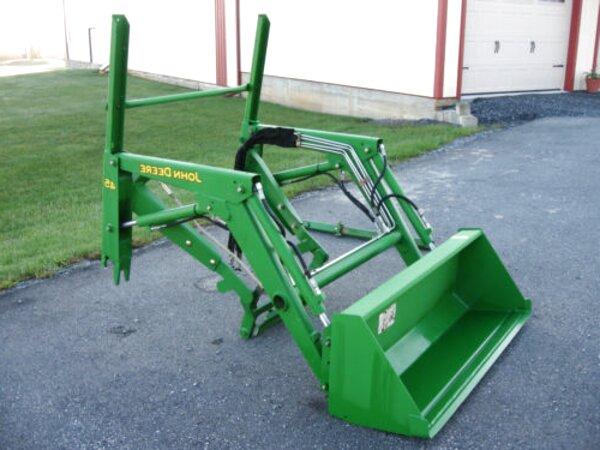 john deere 45 loader for sale