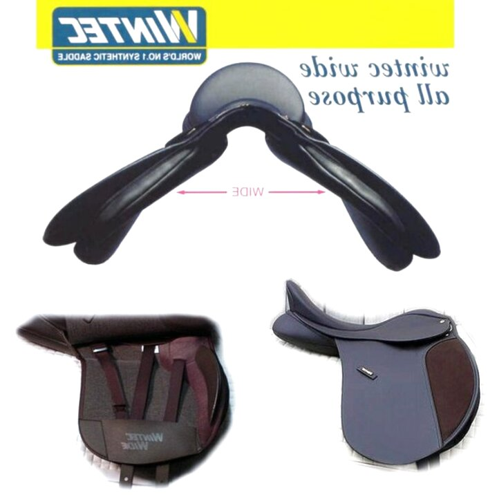 wintec wide saddle for sale