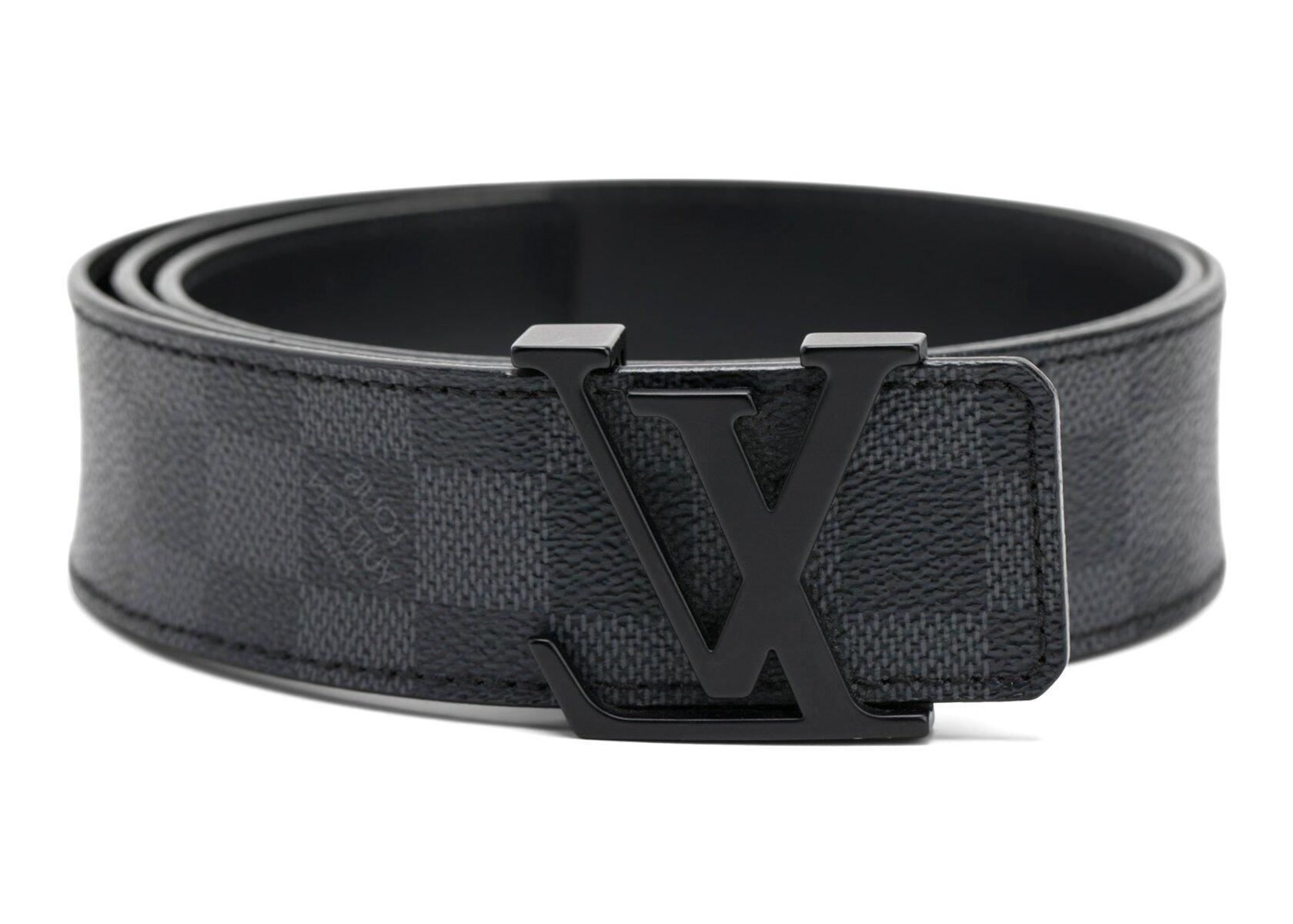 louis vuitton damier belt for sale