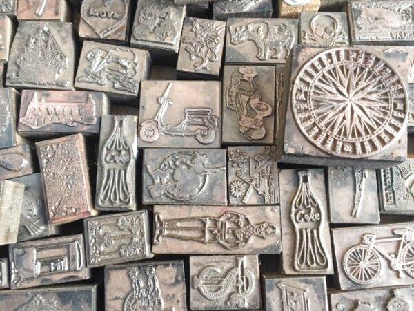 letterpress wood blocks for sale