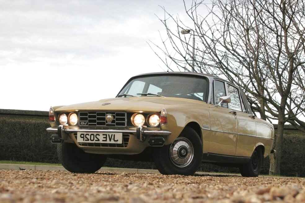 rover p6 for sale