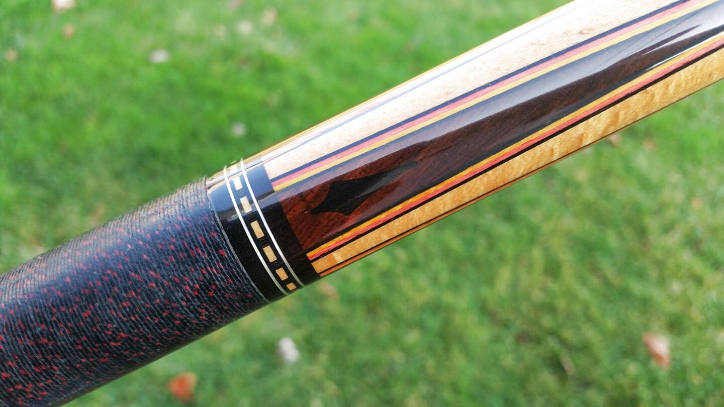 collectible pool cues for sale