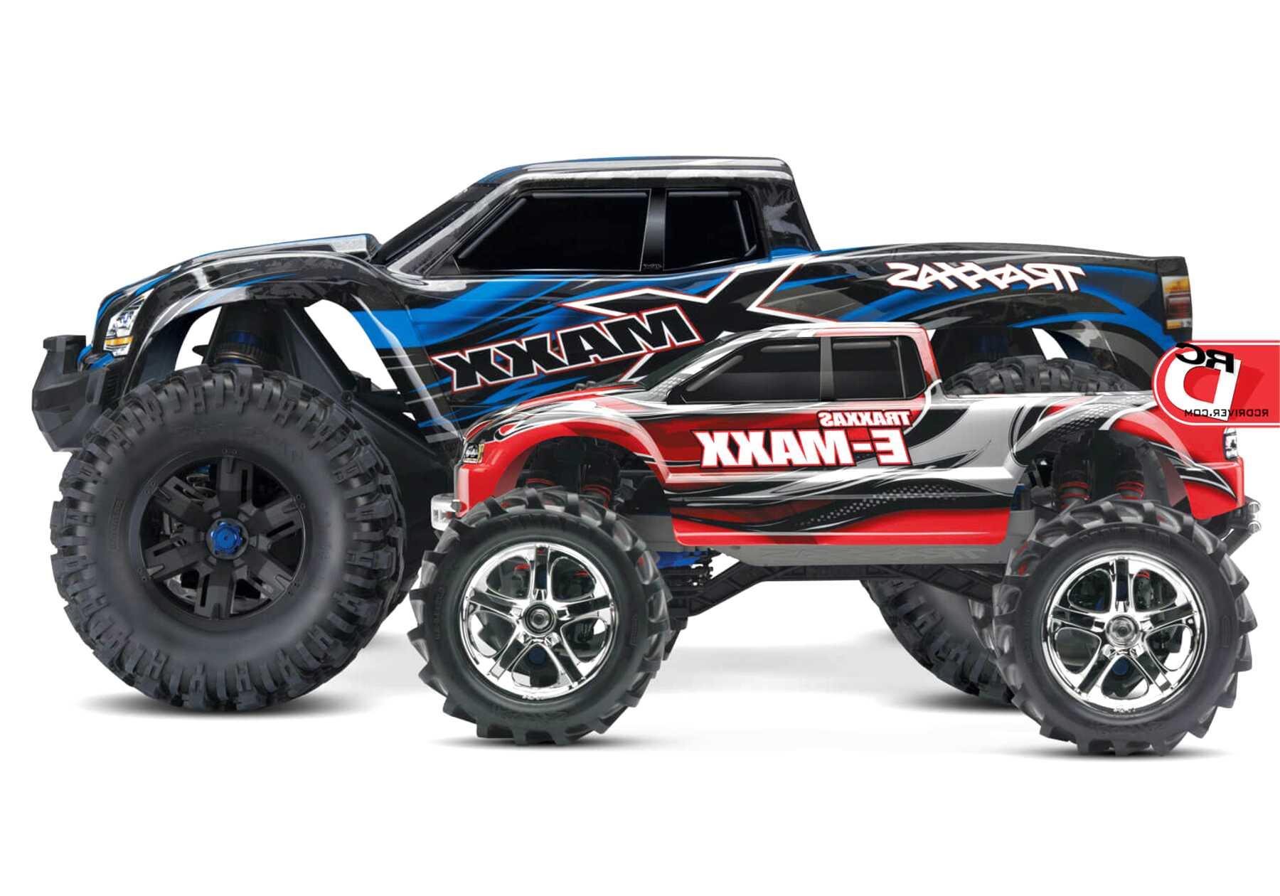 traxxas rc trucks for sale