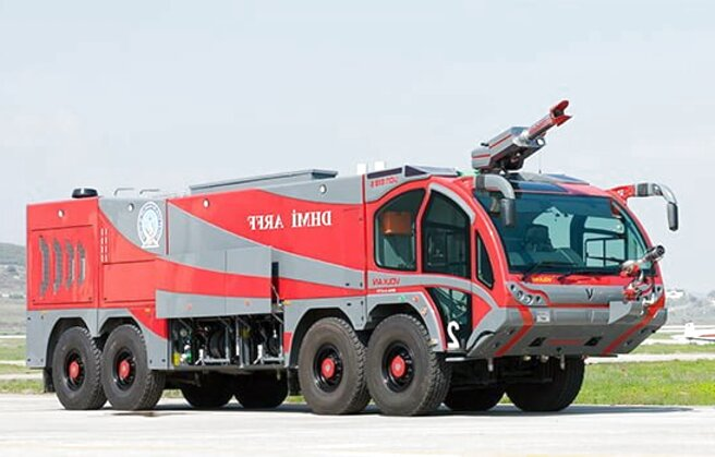 airport fire truck for sale
