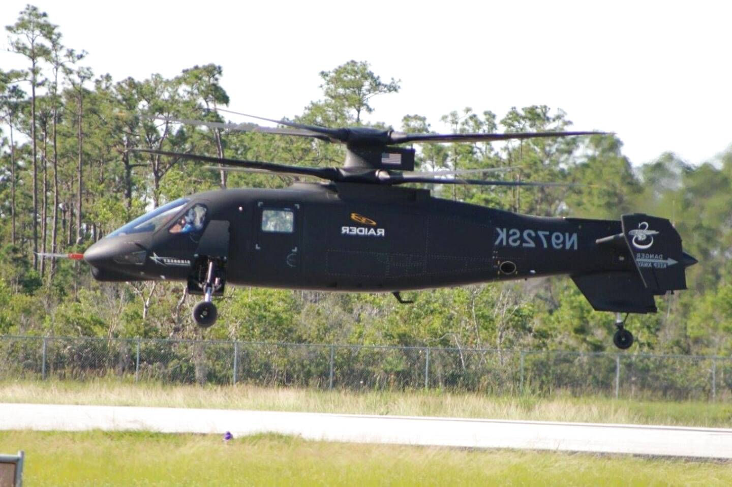 experimental helicopter for sale