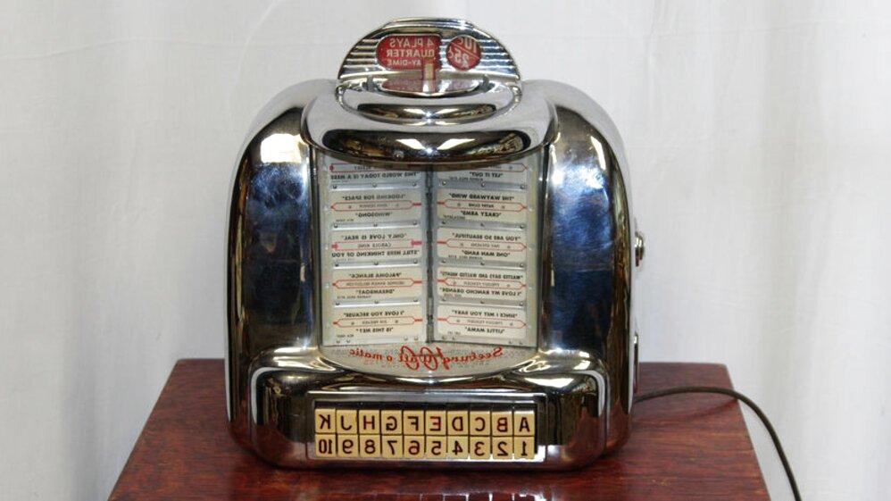 tabletop jukebox for sale
