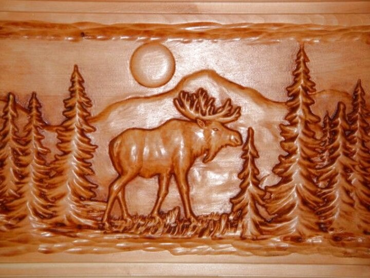wildlife wood carvings for sale