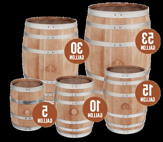 oak whisky barrels for sale