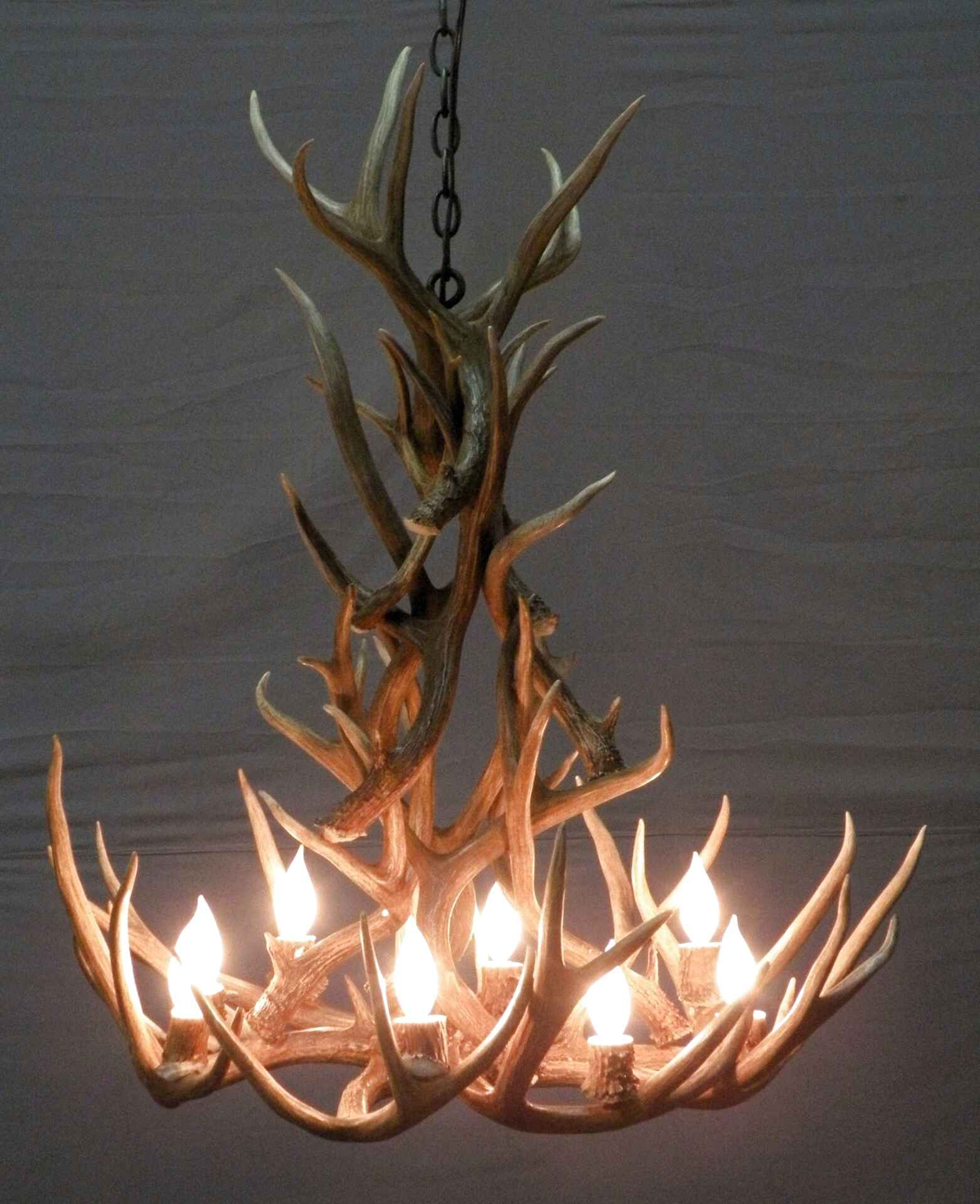 deer antler chandelier for sale