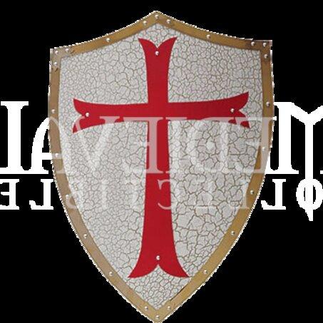 knights templar shield for sale