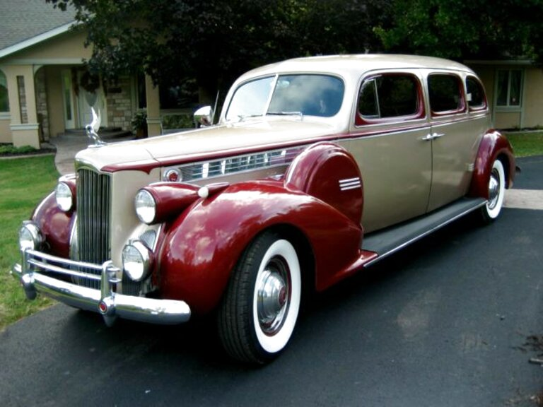 packard limousine for sale