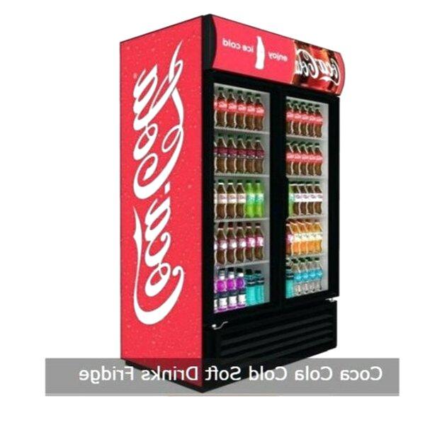 coca cola display fridge for sale