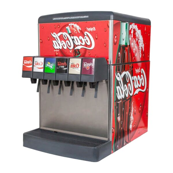 coke soda machine for sale