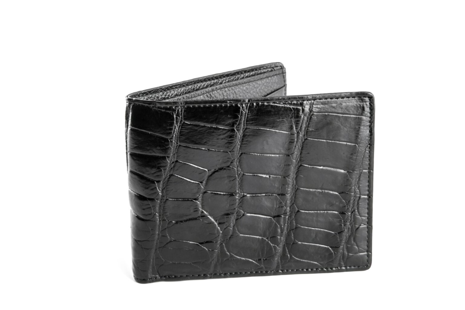 crocodile wallet for sale