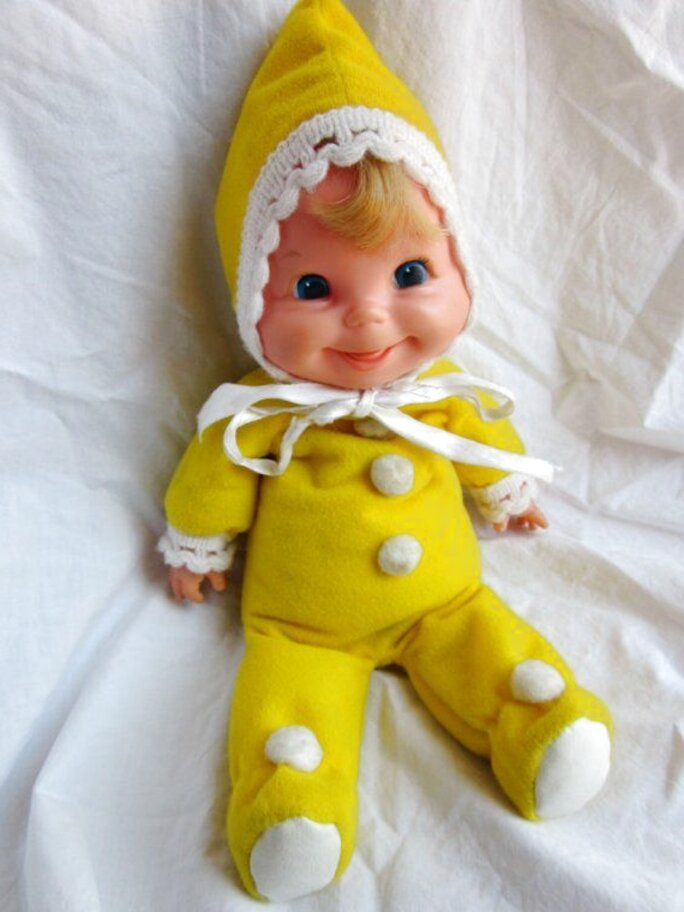 baby beans doll for sale