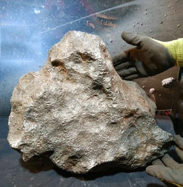 large meteorite for sale
