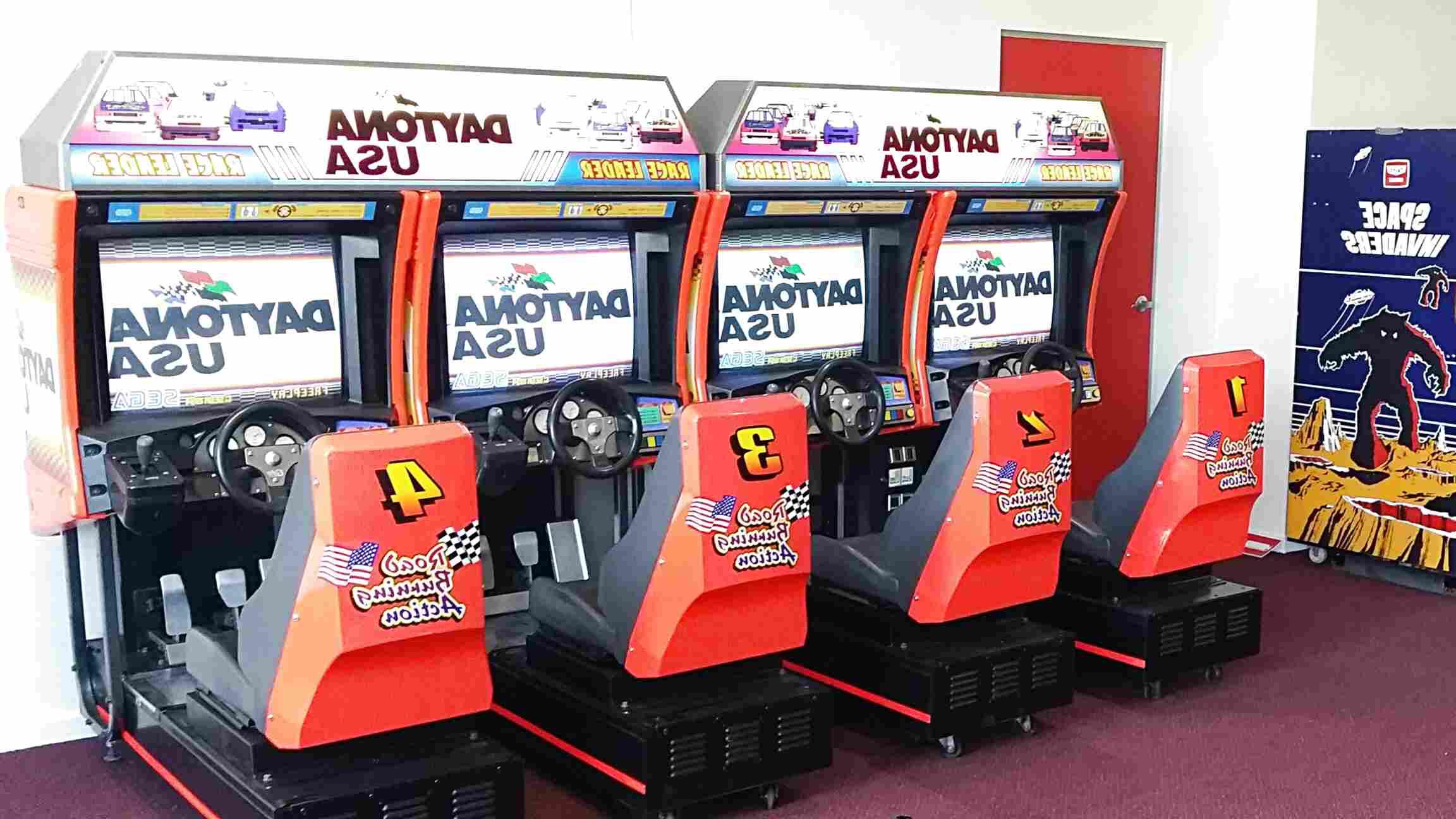 daytona arcade game for sale