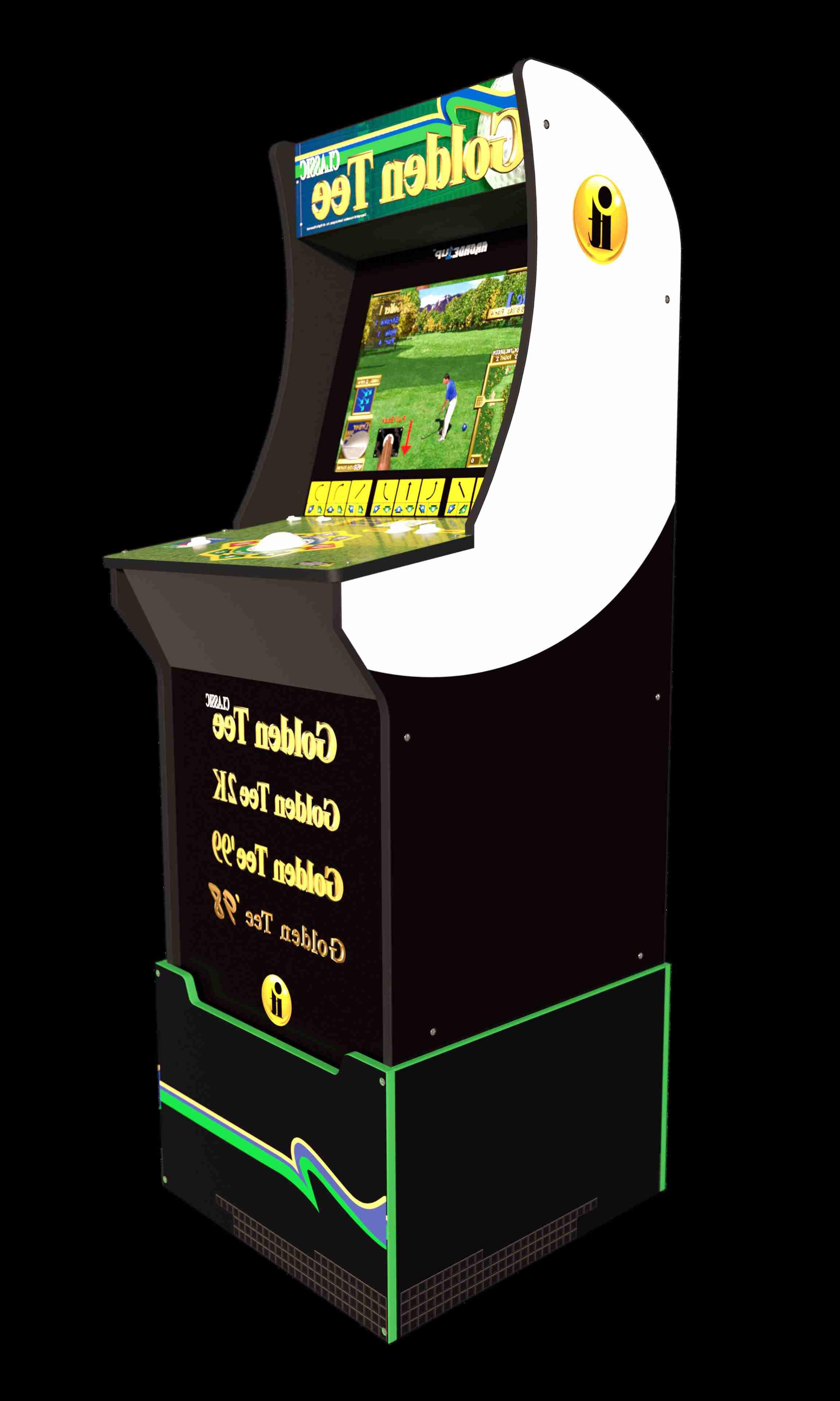 golden tee arcade for sale