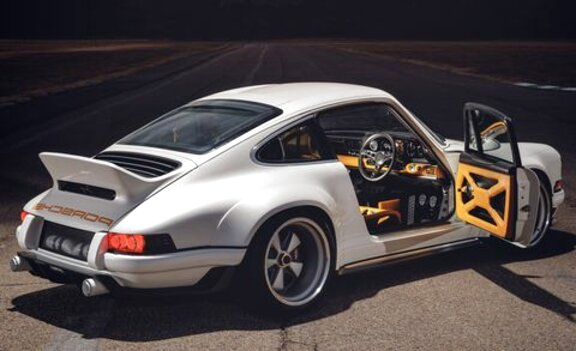 singer porsche for sale