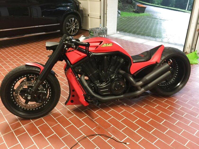 v rod custom for sale