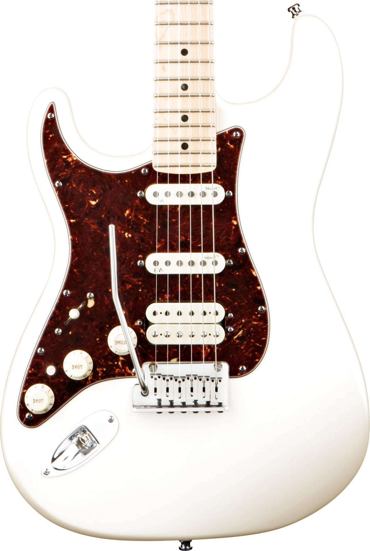 fender deluxe stratocaster for sale