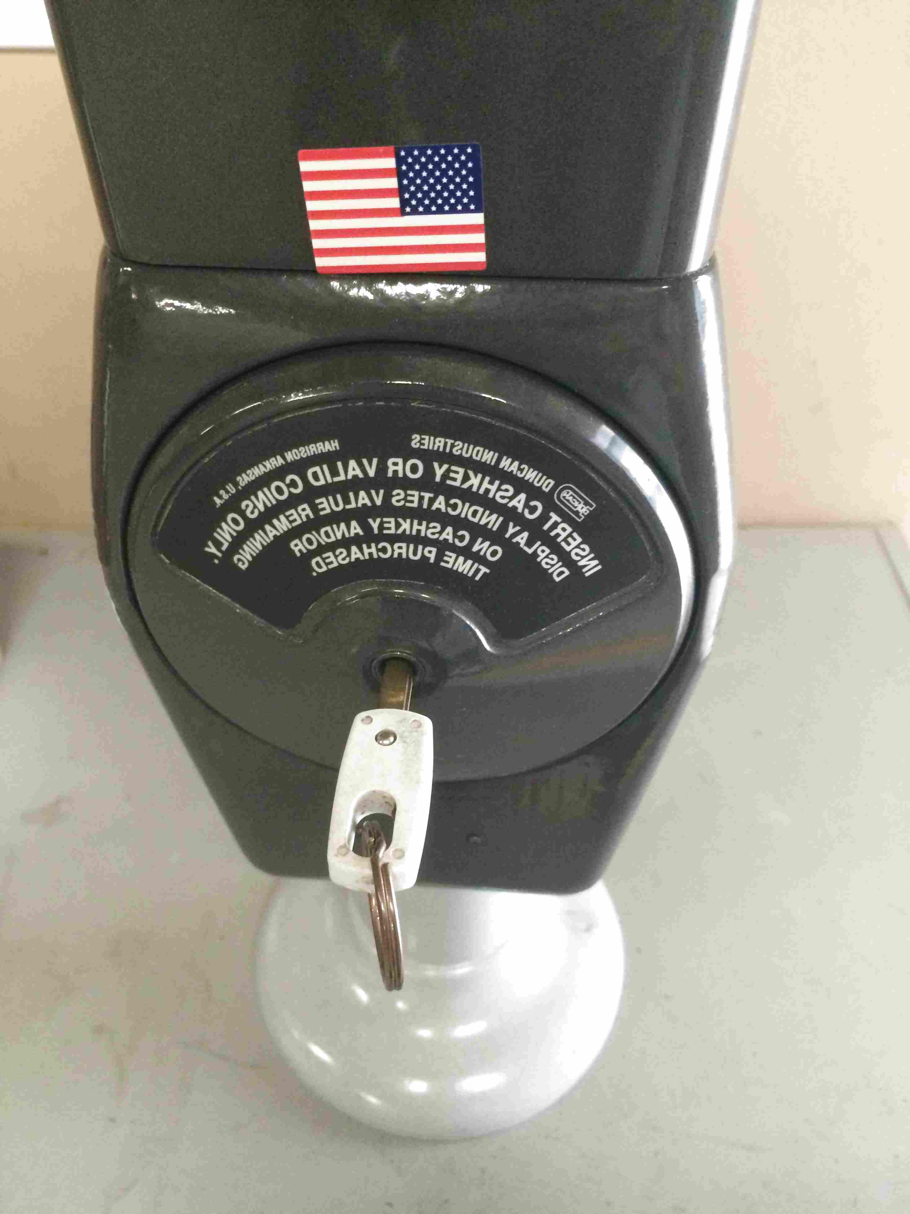 parking meter keys for sale