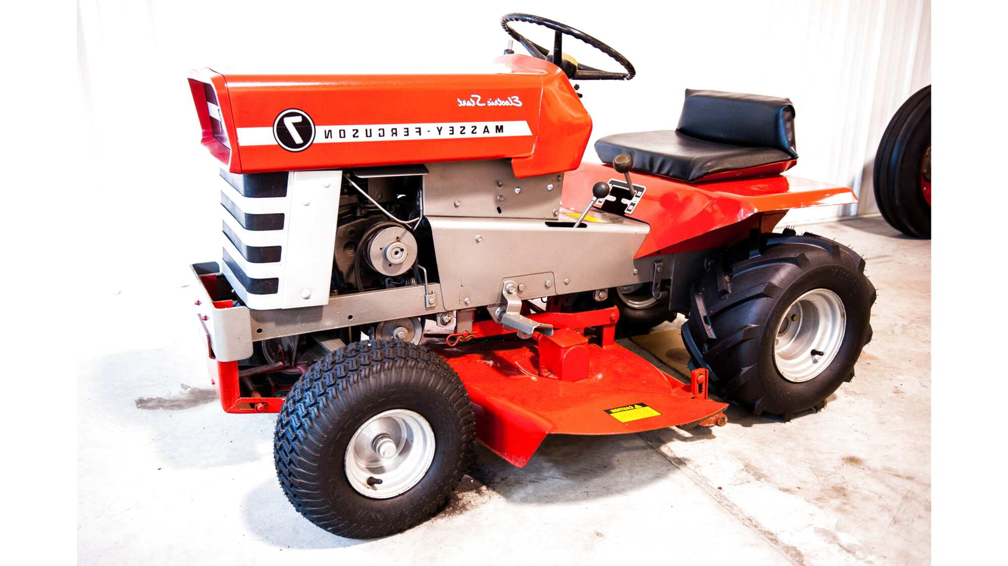 massey ferguson lawn mower for sale