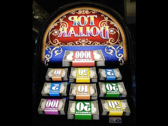 dollar slot machines for sale