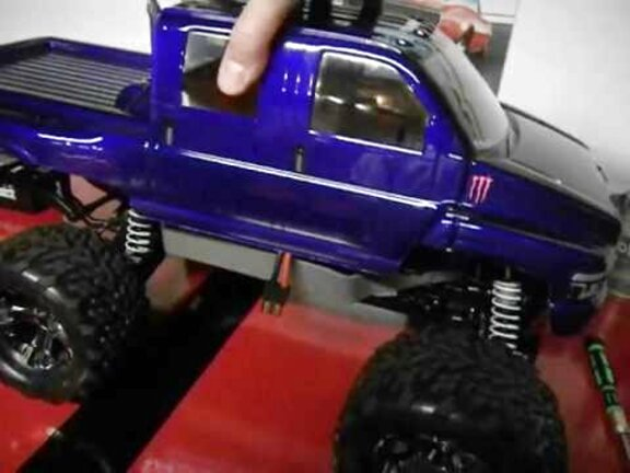 traxxas stampede bodies for sale
