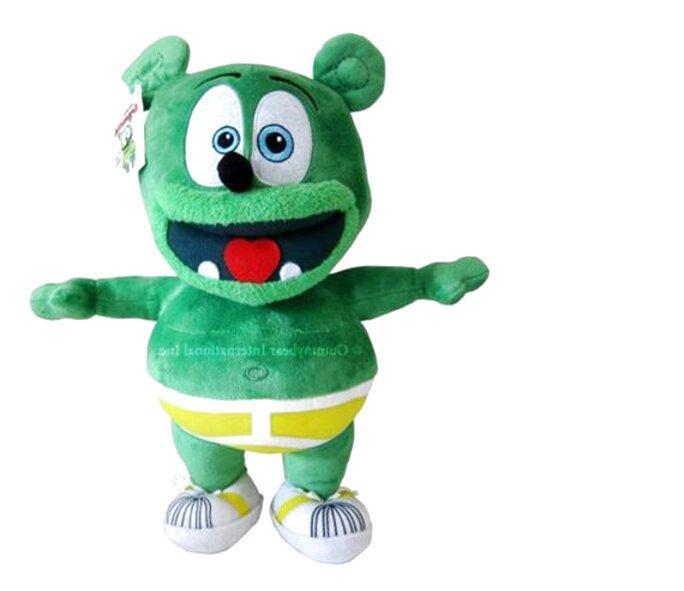 gummy bear plush toy for sale
