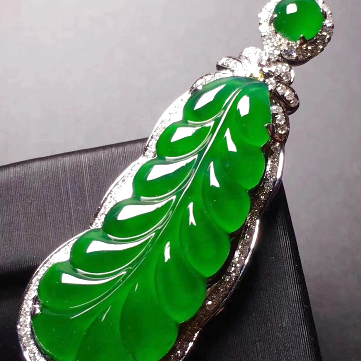 imperial jade pendant for sale
