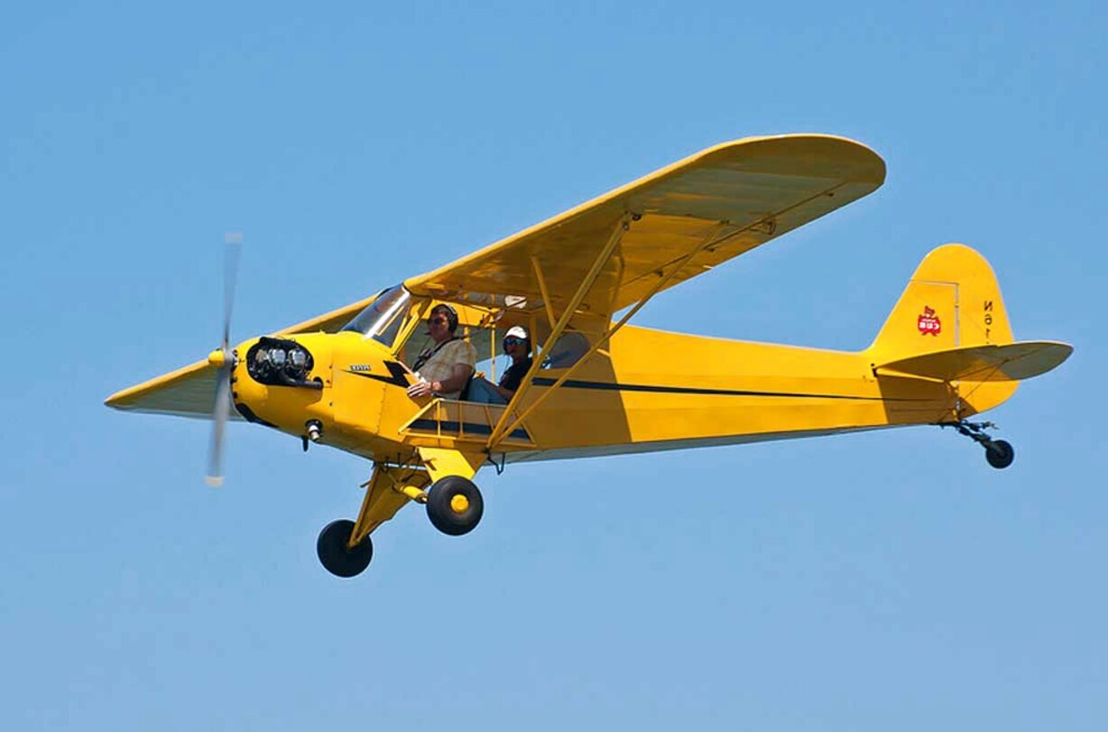 piper cub airplane for sale