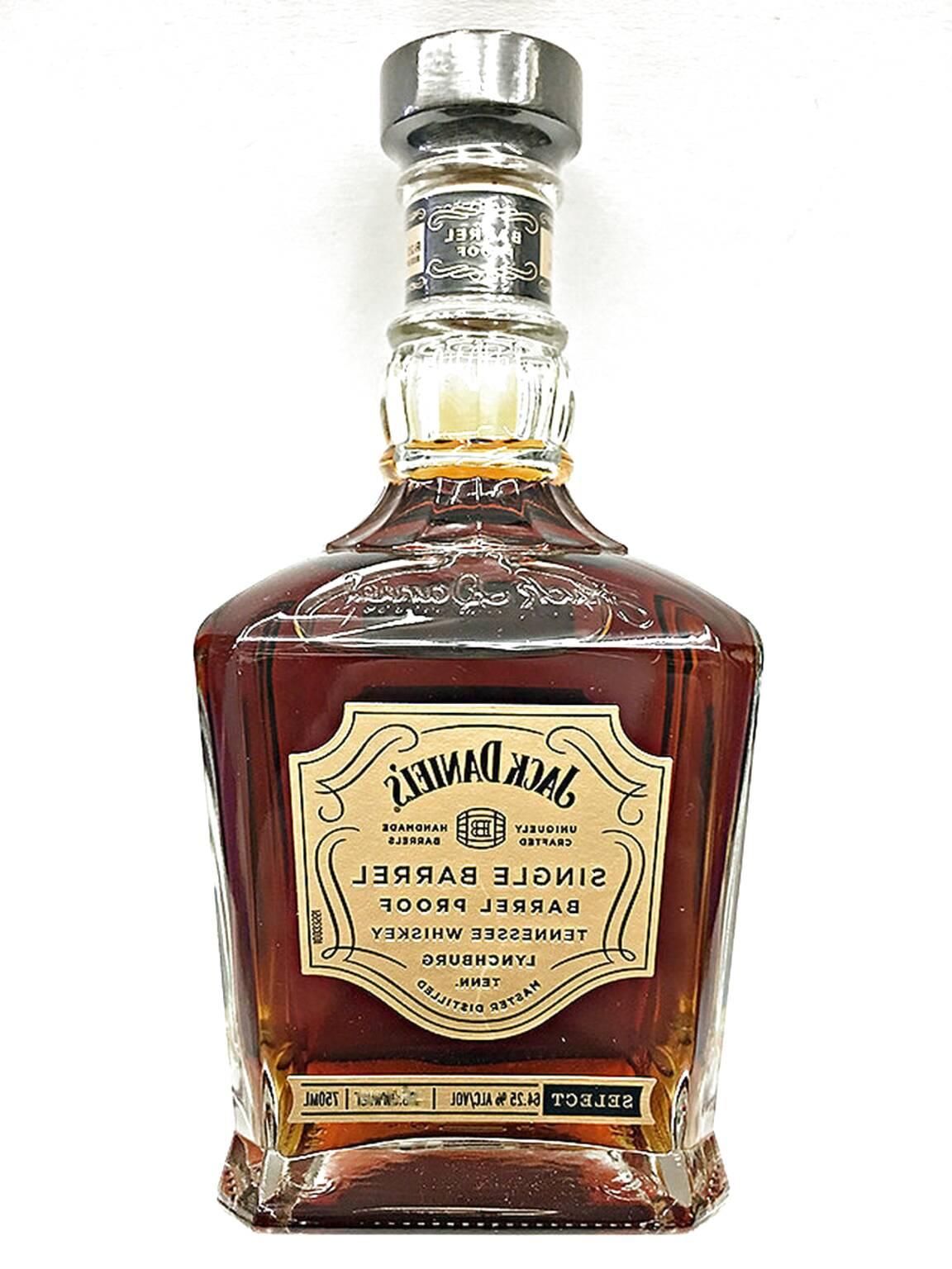 jack daniels barrel proof for sale