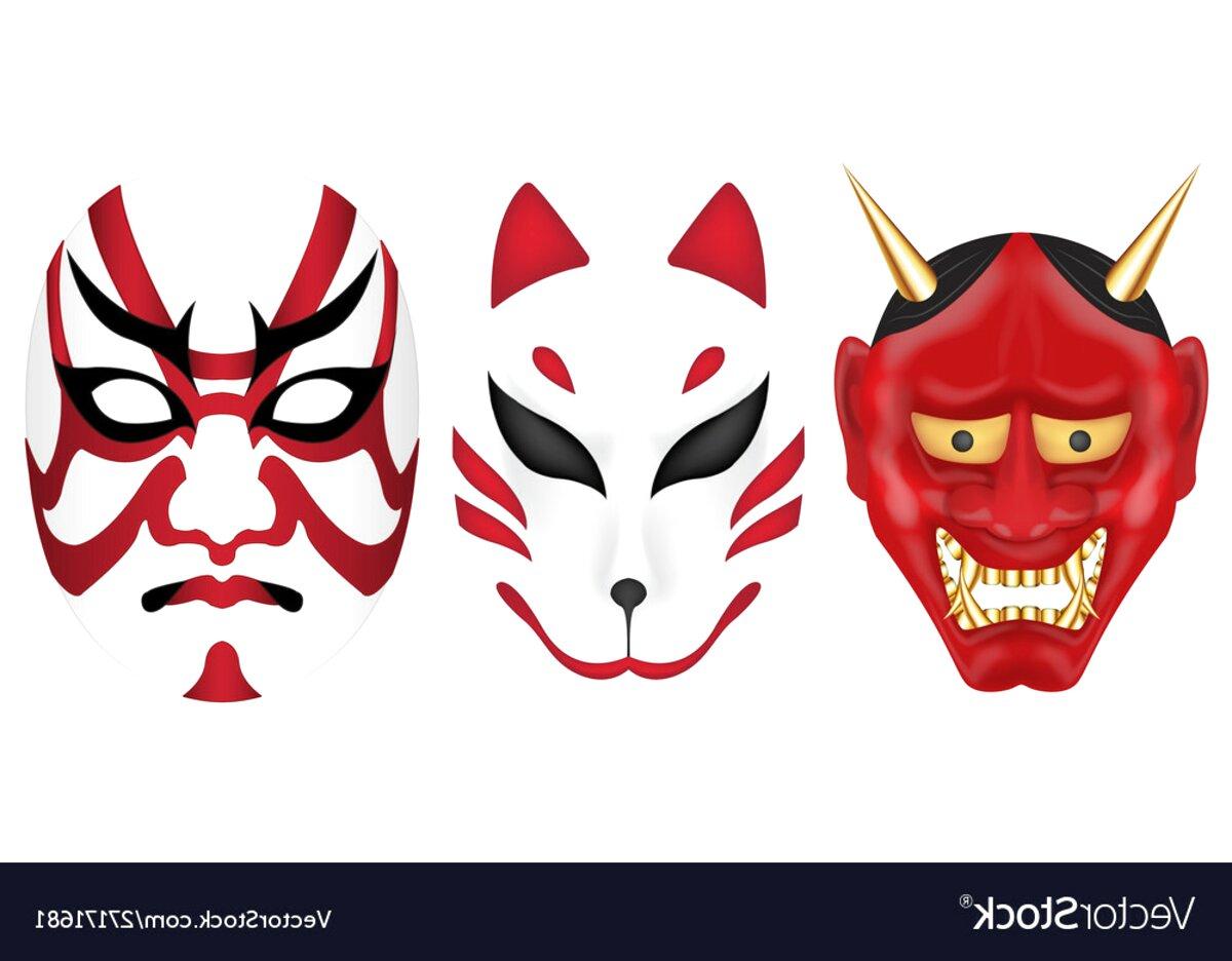 kabuki mask for sale