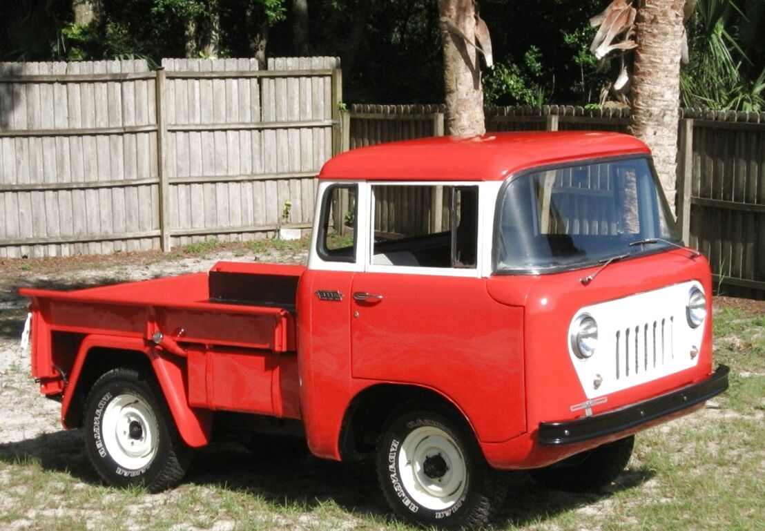 willys jeep fc 150 for sale