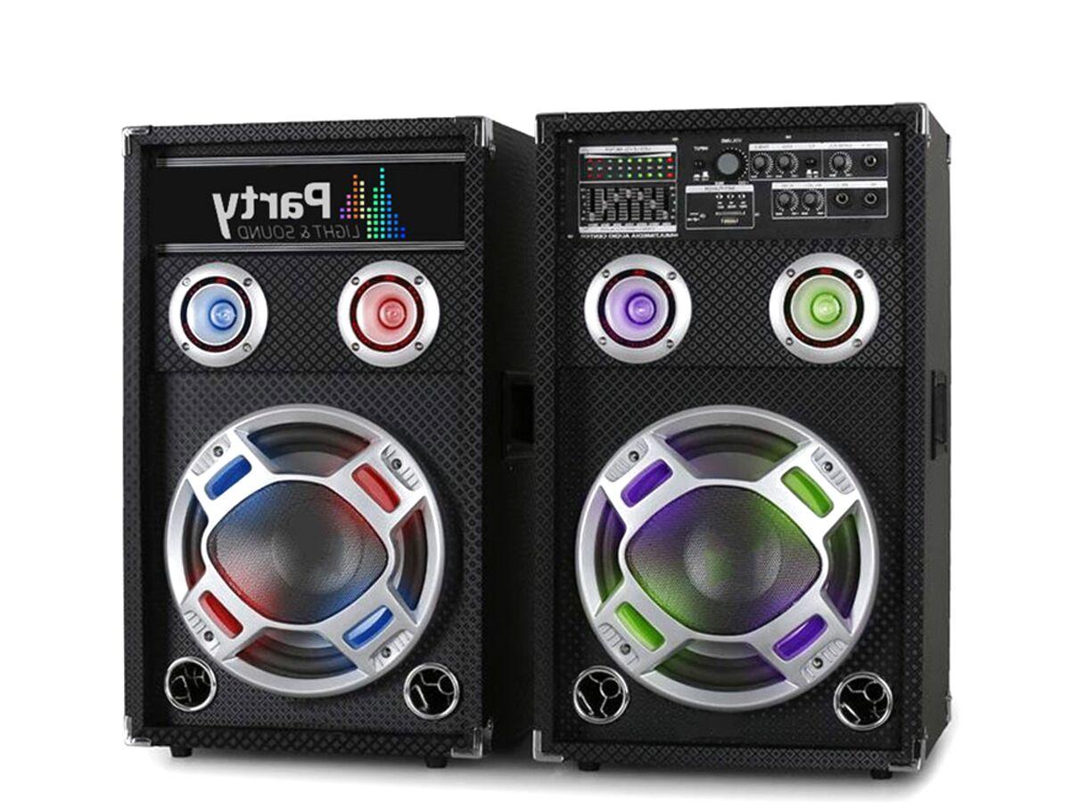 karaoke speakers for sale