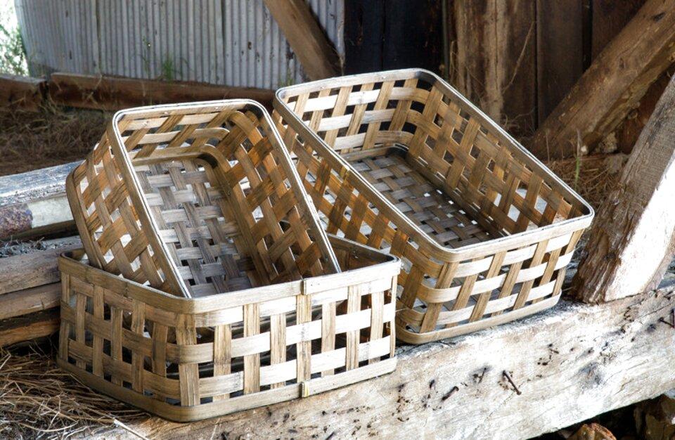 tobacco basket for sale