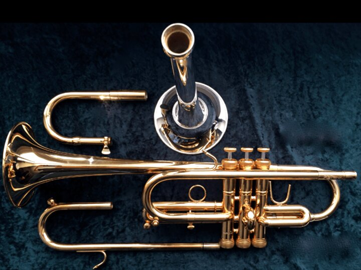 stomvi trumpet for sale