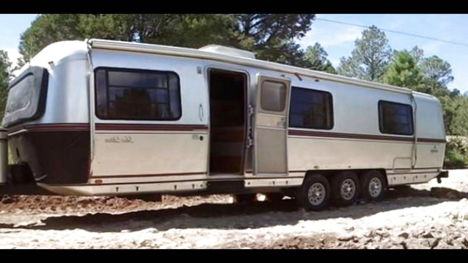 avion travel trailer for sale