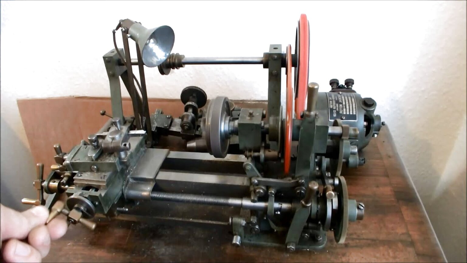 clockmakers lathe for sale