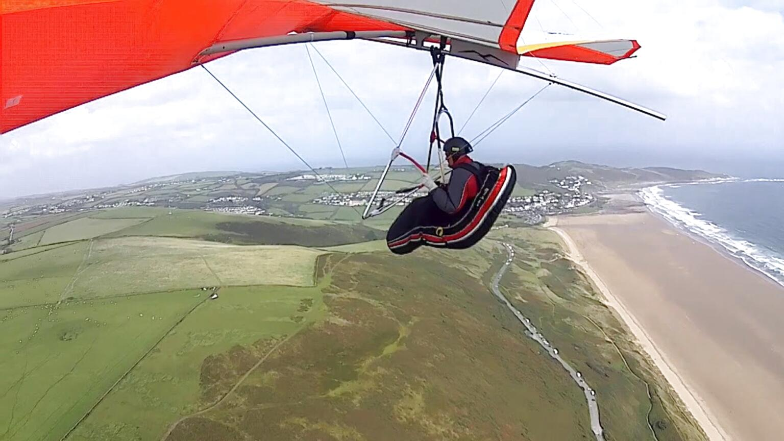 hang glider harness for sale