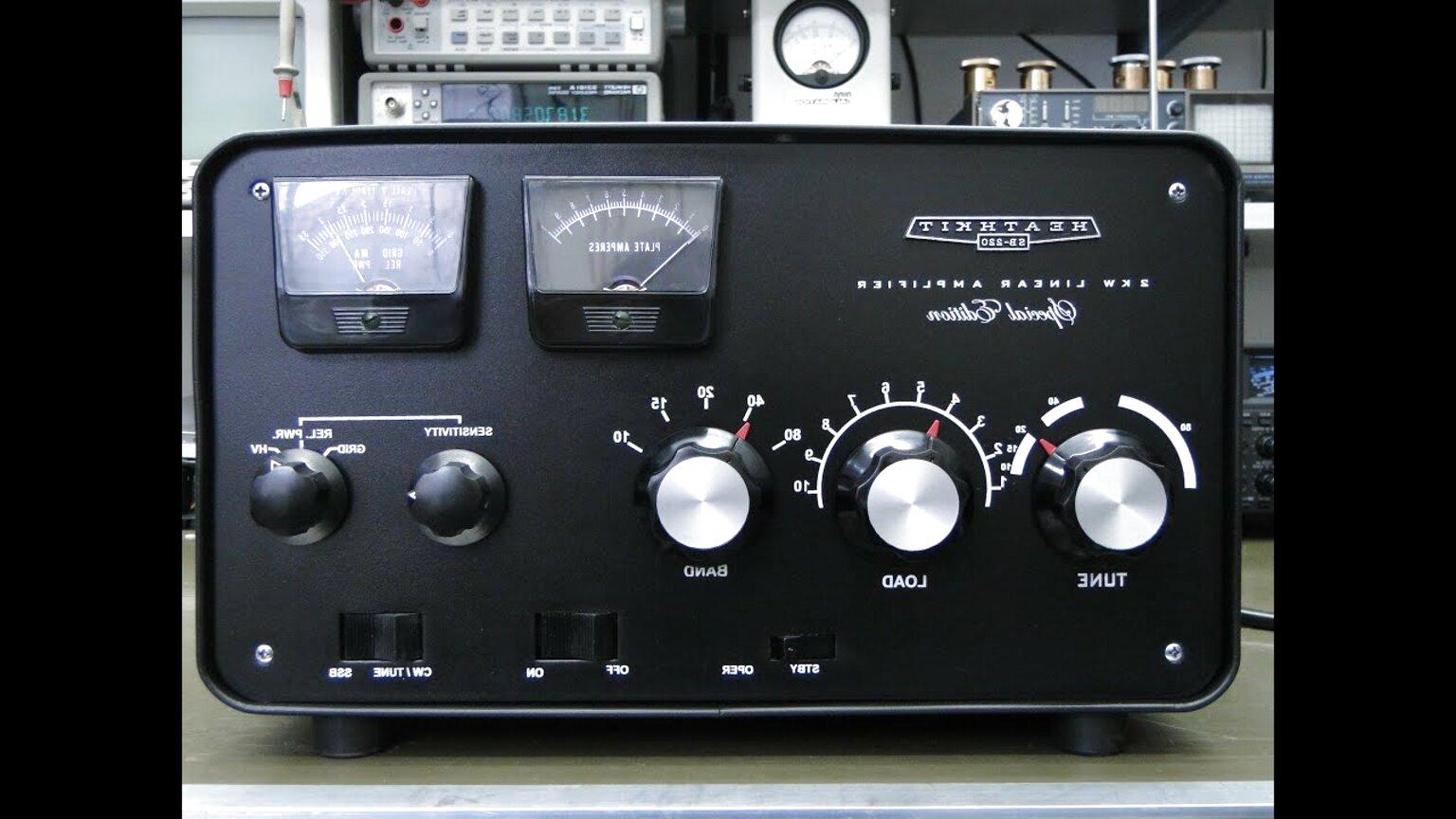 heathkit sb 220 for sale